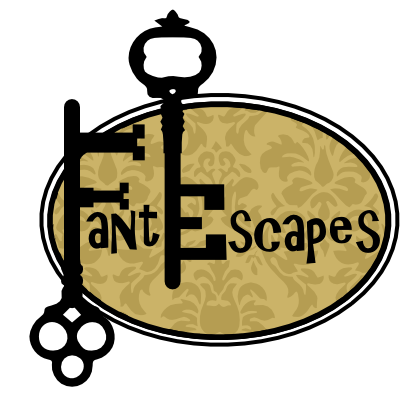 Fantescapes Escapes Rooms Guelph logo