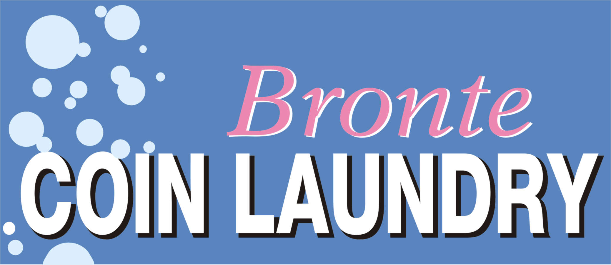 Bronte Coin Laundry logo