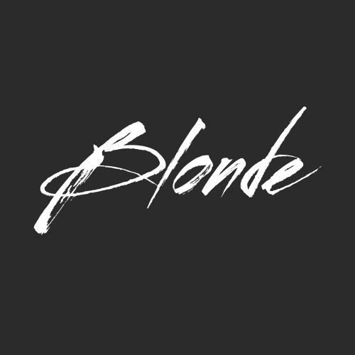 Blonde Clothing logo