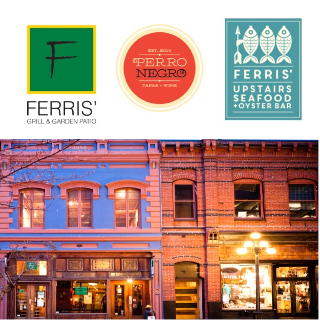 Ferris' Restaurant Group logo
