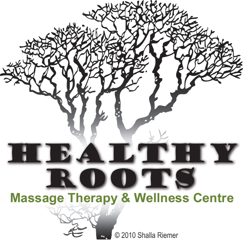 Healthy Roots Wellness Centre logo