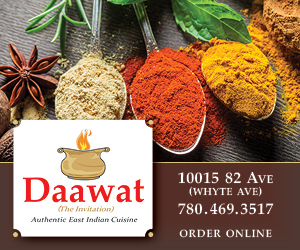 Daawat Authentic East Indian Cuisine logo