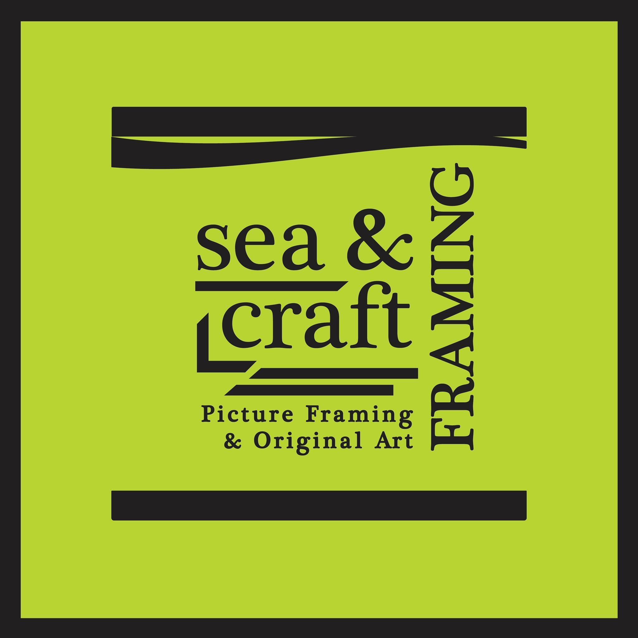 Sea & Craft Framing logo