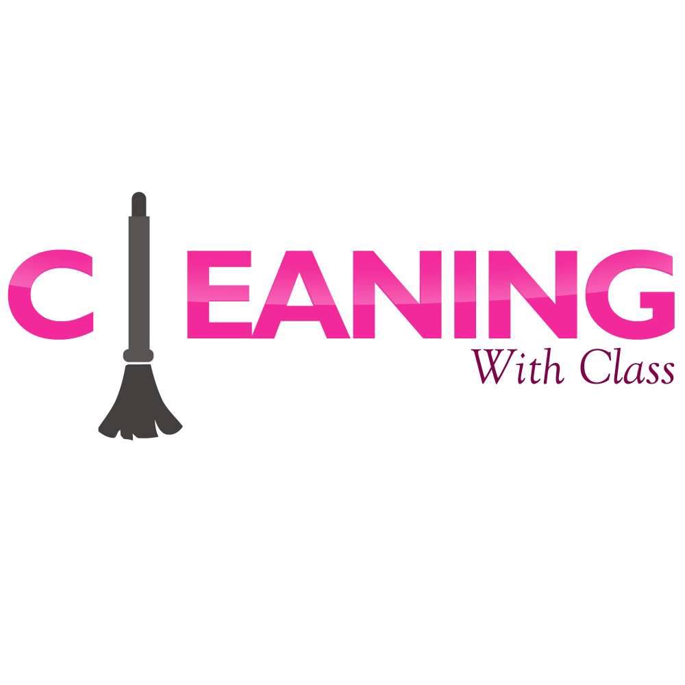 Cleaning with Class logo