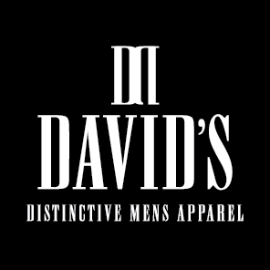 Davids Distinctive Mens Apparel logo