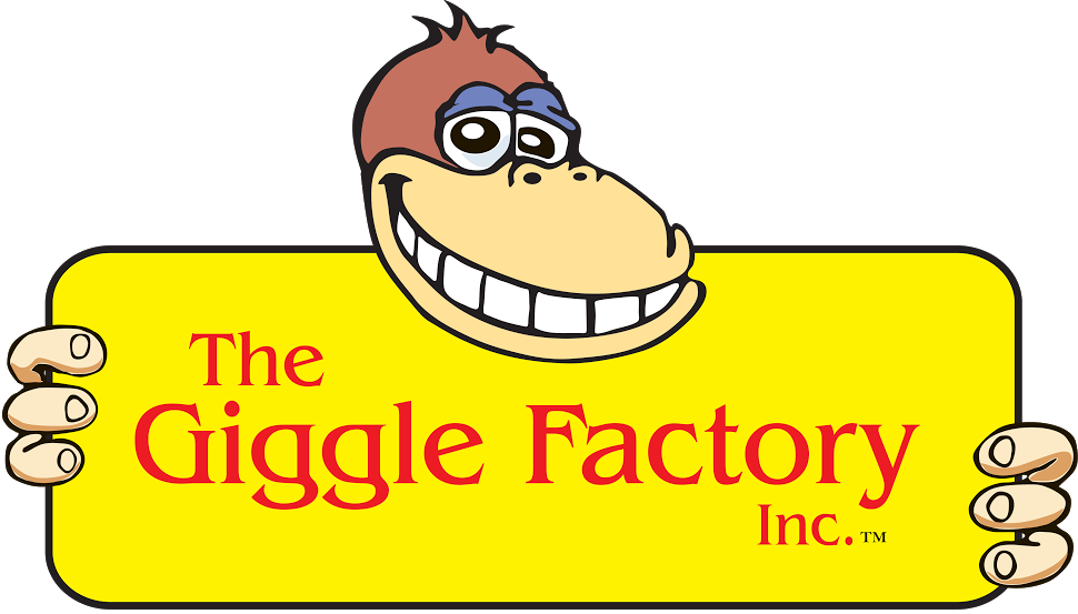 The Giggle Factory logo