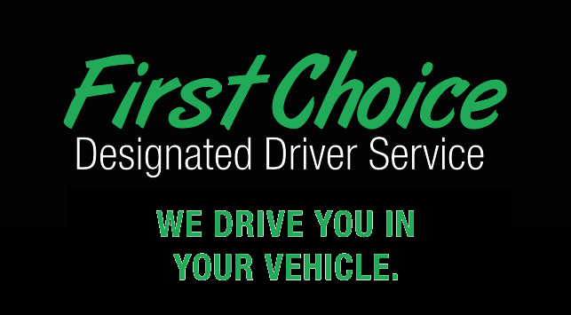 First Choice Designated Driver Service logo