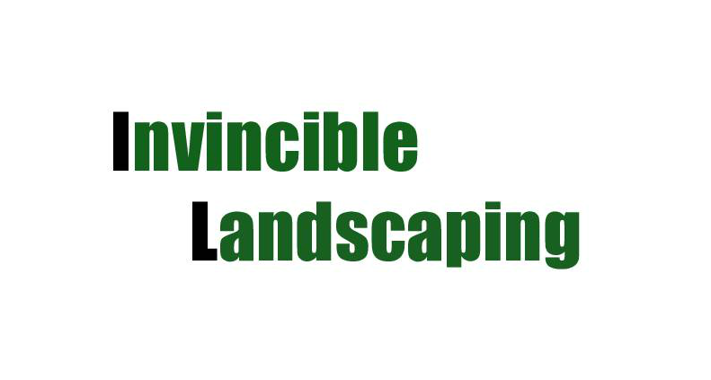 Invincible Landscaping logo
