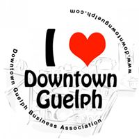 Downtown Guelph logo