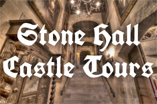 Stone Hall Castle Tours logo